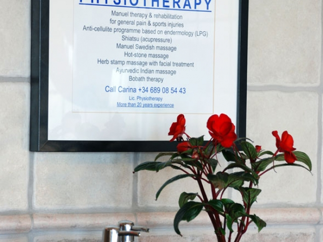 therapeutic treatments 1st line apartment Lanzarote