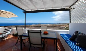 sea view apartment Lanzarote