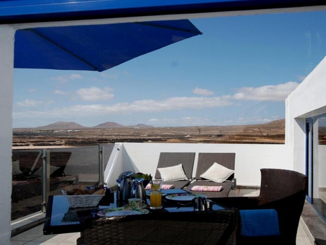 1st line apartment Lanzarote