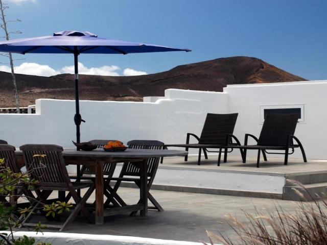 villa ocean view Lanzarote