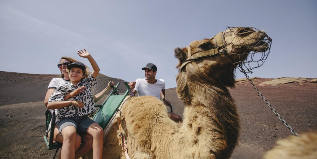 Lanzarote family trip