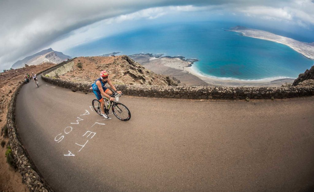 Ironman Lanzarote cycling