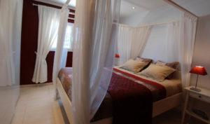 Schlafzimmer Casa Helena del Mar.